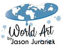 World Art by Jason Juranek